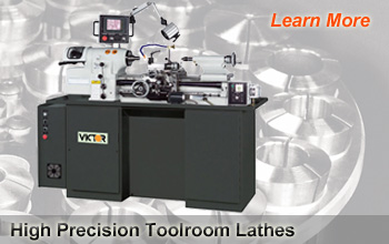 High Precision Toolroom Lathes